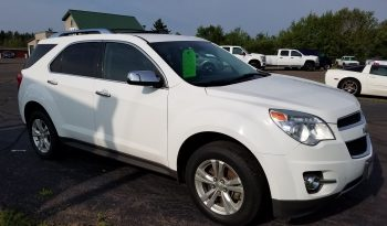 2012 CHEVROLET EQUINOX AWD full