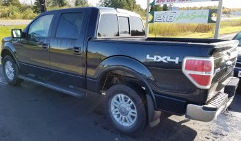 2010 FORD F150 SUPERCREW LARIAT 4X4 full