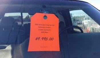 2005 CHEVROLET SILVERADO 1500  CREW CAB LT 4X4 full