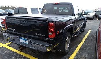 2005 CHEVROLET SILVERADO 1500 CREW CAB LS 4X4 full