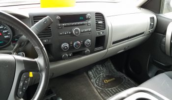 2011 CHEVROLET SILVERADO 1500 4X4 LS CREW CAB full