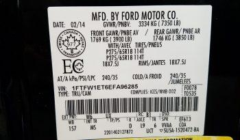 2014 FORD F150 SUPERCREW XTR 4X4 full