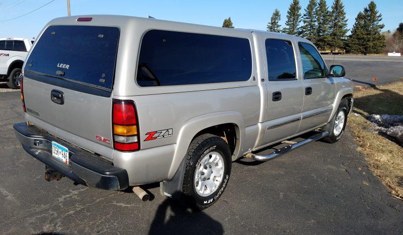 2006 GMC SIERRA 1500 CREW CAB SLE 4X4 full
