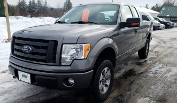 2011 FORD F150 EXTENDED CAB STX 4X4 full